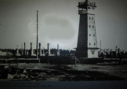Концлагерь саласпилс фото 1944