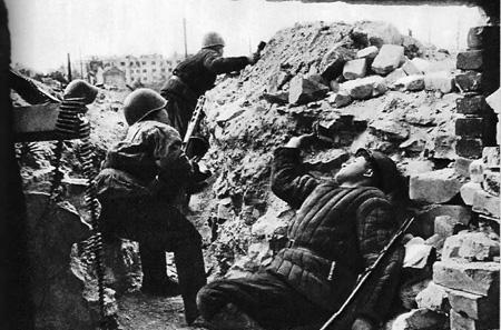 Бои в сталинграде осень 1942 г