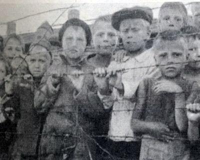 Ошибка пропагандистов холокоста: упитанные дети в освобожденных концлагерях