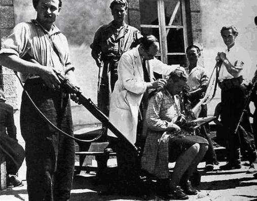 Гомосексуализм во франции времён второй мировой войны