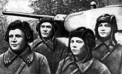 Вторая Мировая Война.   Асы-танкисты Второй Мировой войны