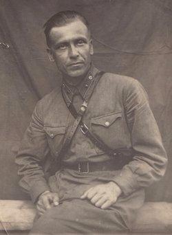 Александр Груздев, август 1941 г.