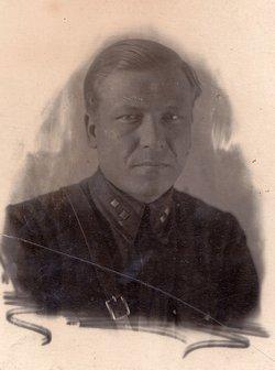 Александр Груздев, февраль 1942 г.