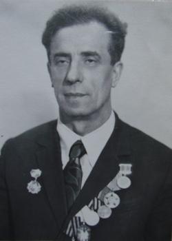 Иван Васильевич Гудзенко