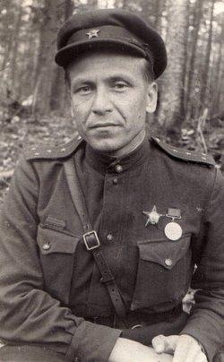 Александр Груздев, 1943 г.