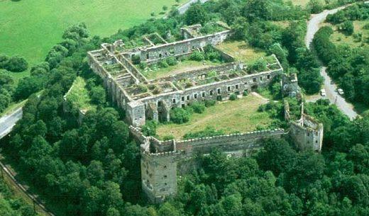 Замок Виглас