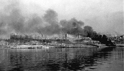 Сталинград 1942 год
