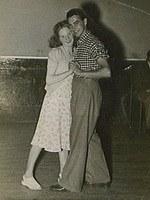 Автор воспоминаний на танцах в Блэкпуле
