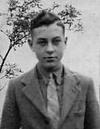 Автор воспоминаний в возрасте 14 лет (1943 г.)