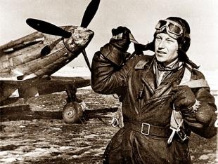 Александр Покрышкин, 1942 год. Фото: РИА Новости