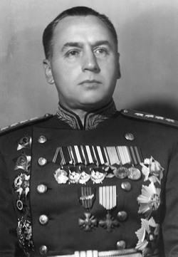 генерал Армии А. Антонов