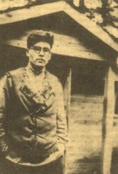 В.И. Балдин в 1945 г.
