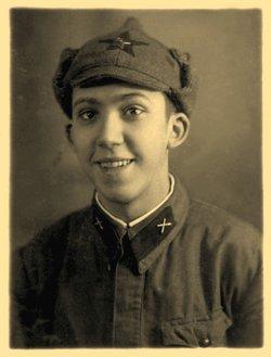 Юрий Никулин, 1939 г.