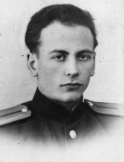 Лейтенант Лев Савельев
