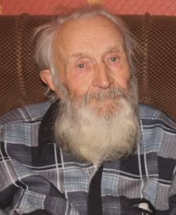 Даниил Яковлевич Старовойтов. Фото декабрь 2013 г.