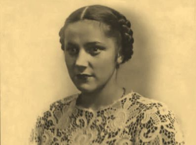 Галина Короткевич, 1921 года рождения, блокадница.