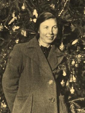 Ольга Андреевна Аристова