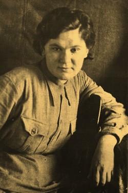 Раиса Дмитриевна Савранская