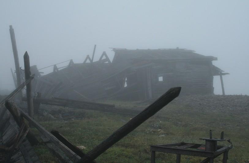 Лагерный пункт Кестер. Административное здание