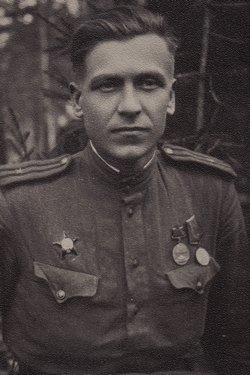 А. Груздев, 1943 г.