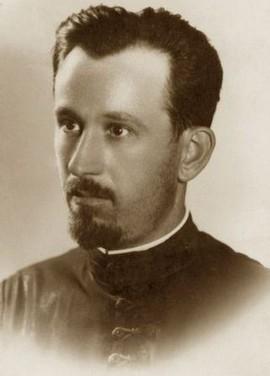 Лука Вукманович. Фото 1939-1940 года