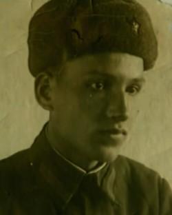 Лейтенант Александр Пыльцын