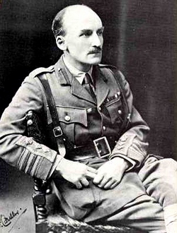 Генерал-майор Дж. Ф. Ч. Фуллер