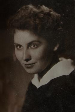 Ирина Александровна Охотская (Крикунова)