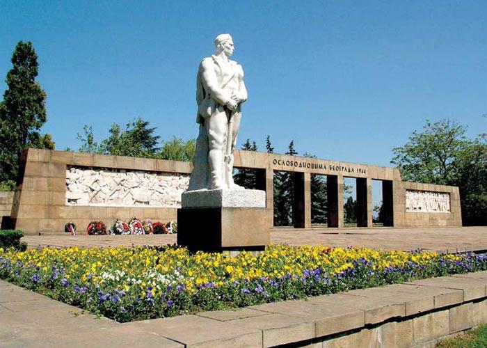 Памятник освободителям Белграда