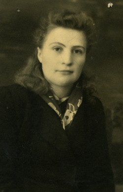 Анастасия Ивановна Стукач