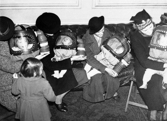 Лондон, Великобритания, 1939 год.