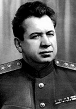 Круглов Сергей Никифорович – министр внутренних дел СССР
