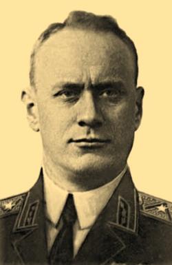 Генерал армии Иван Александрович Серов