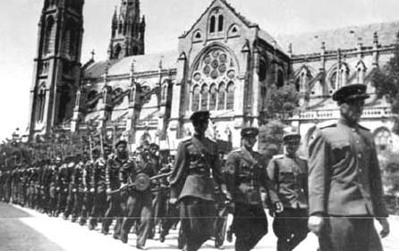 1-ый Советский Партизанский Полк во Франции
