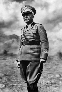 Генерал Пьетро Бадольо