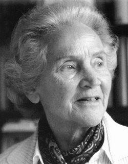 Графиня Марион Хедда И́льзе Дёнхофф (1909-2002 гг.)