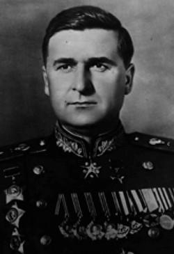 Василий Данилович Соколовский (1897-1968)