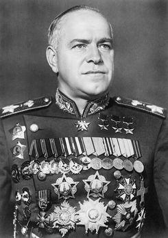 Георгий Константинович Жуков (1896-1974)