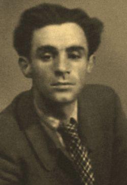 З. Гердт в конце 1940-х годов
