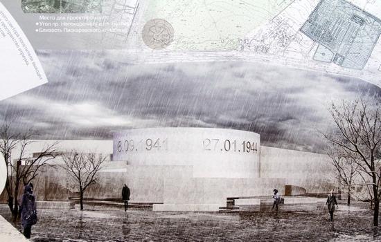 Фото: СПб ГАСУ. Проект Анастасии Ивановой, «900 дней к свету»