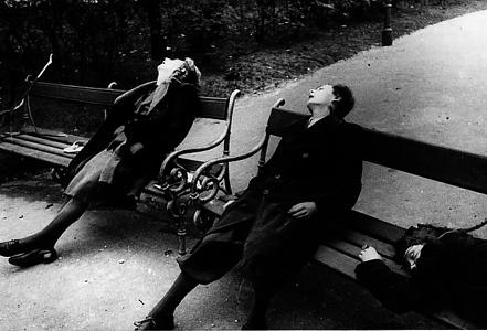 Самоубийство женщин, 1945 г.