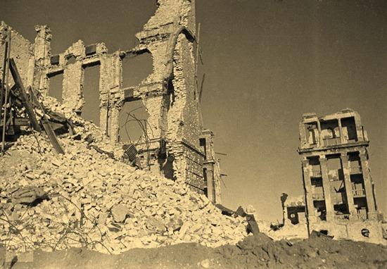 Сталинград, 1942 г.