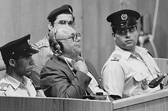 Иван Демьянюк в израильском суде