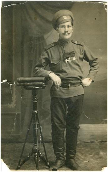 Брат Арсентий Игнатьевич Балаба