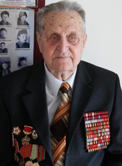Иван Владимирович Левадный. Пансионат «Коньково», 2015 г.