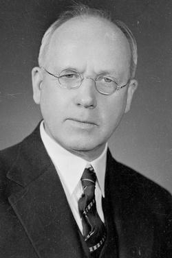Премьер-министр Новой Зеландии Питер Фрейзер