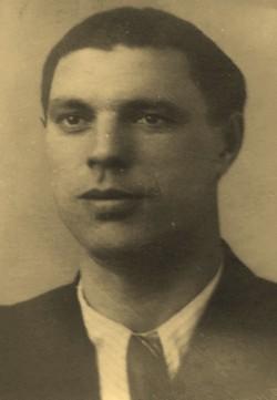 Юрий Павлович Цуркан. Фотография через год после плена.