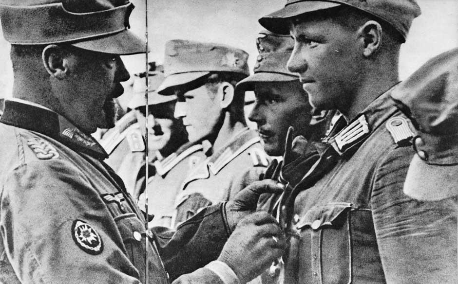 Генерал Юлиус Рингель по Прозвищу «Папа»(1889-1967 гг.)