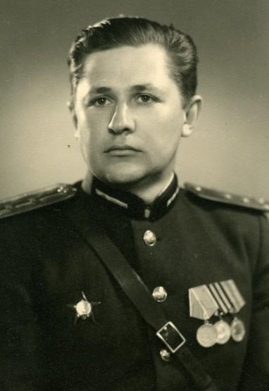 Всеволод Бабич, 1950 г.