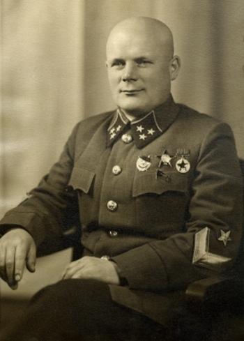 Маршал Советского Союза Филипп Иванович Голиков (1900-1980 гг.)